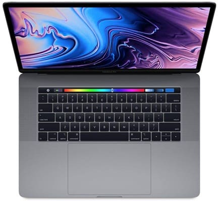Apple Macbook Pro 15.4 - best video card for fusion 360