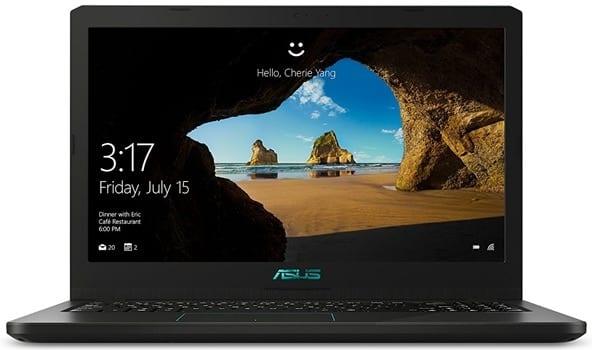 Asus Vivobook K570UD - good laptop for CAD