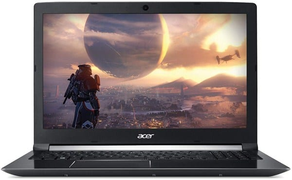 Acer Aspire 7 A715-72G-71CT - best casual gaming laptop for cities skylines