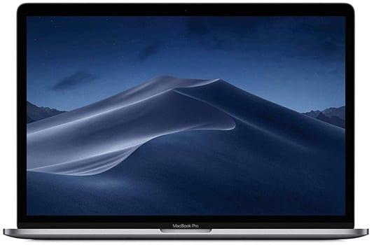 Apple Macbook Pro 15 - 4gb video card laptop