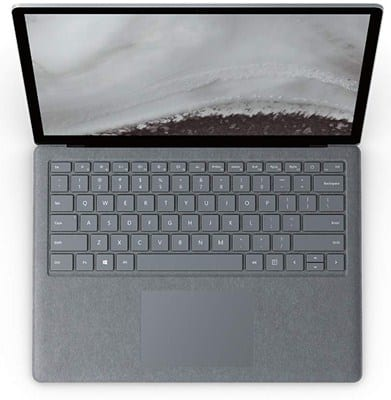 Microsoft Surface Laptop 2 - best laptops for business travel