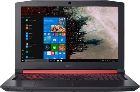 Acer Nitro 5 - Best laptop for live streaming