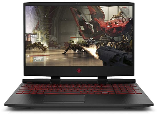 HP Omen 15-DC0045NR - recommended specs for streaming