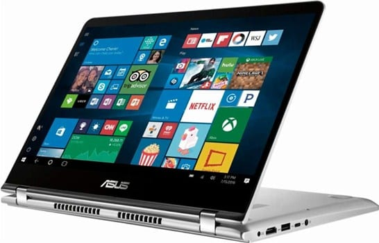 Asus Q405UA - best asus laptop under 700