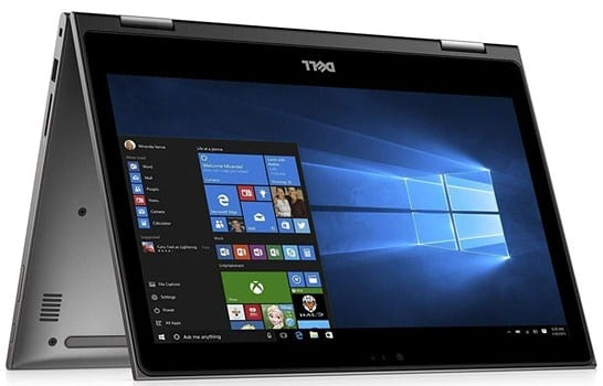 Dell Inspiron 13 5000 - best convertible laptop under 700