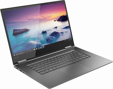 Lenovo Yogo 730 - best laptops under 700 with ssd
