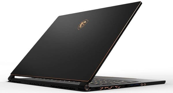MSI GS65 Stealth Thin - best laptop for rtx 2060