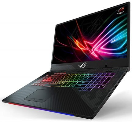 Asus ROG Strix Scar II - Can my laptop run Skyrim